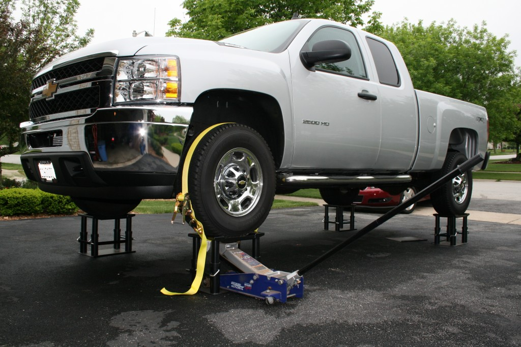 home auto repair car lift tand
